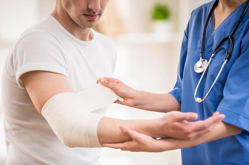 Cumulative Trauma Injuries