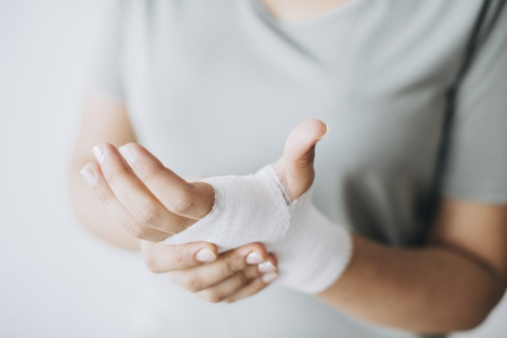 orthopedic injuries in glendale