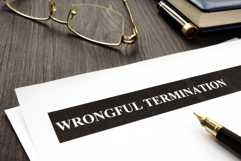 wrongful termination what you can do