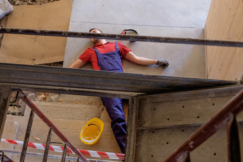 your first action after a work injury workers comp attorney