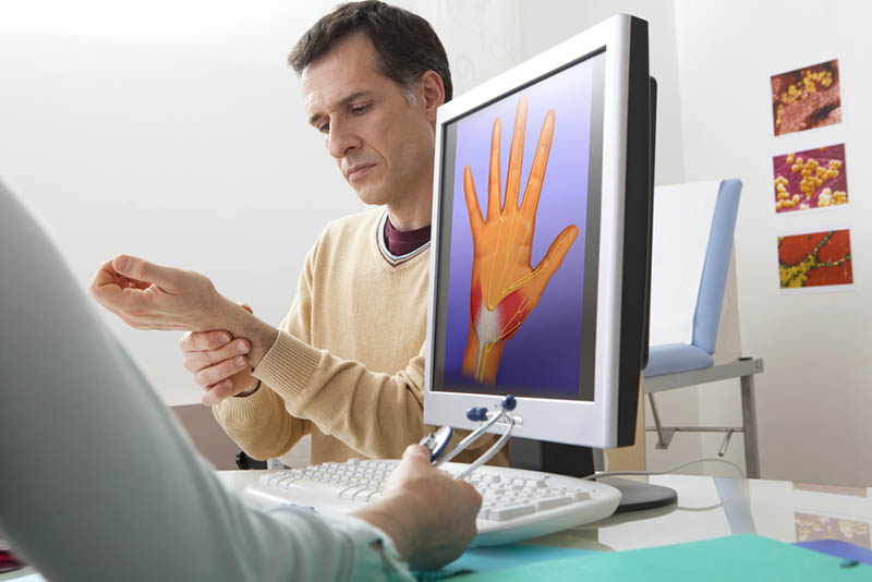 carpal tunnel injuries in glendale
