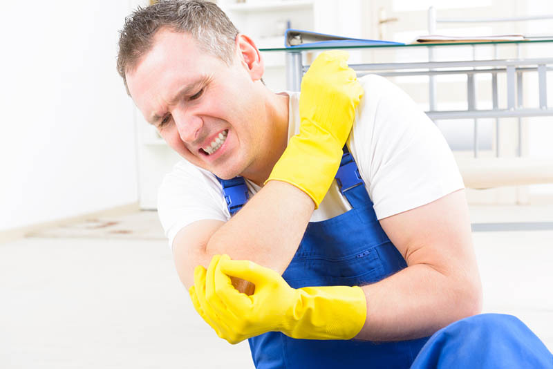 Types of Injuries Due to Repetitive Job Duties