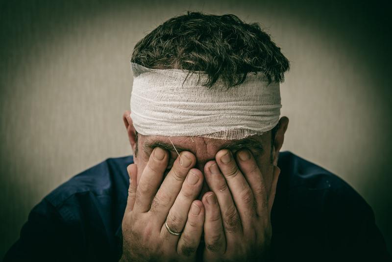 a head trauma in Glendale